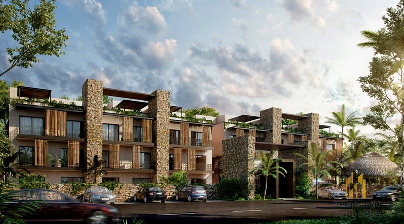 Presale apartments in Aldea Zama Tulum